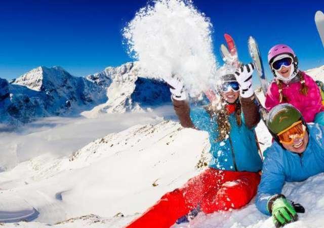 Balkanlar'da kayak merkezleri