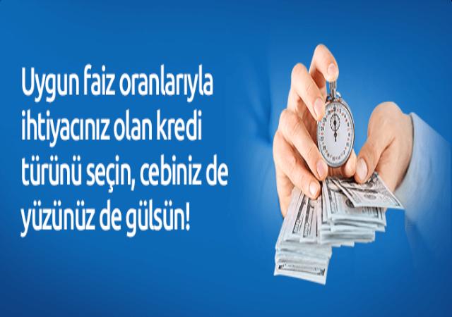Yapı Kredi'den günde 7 TL'ye 7.000 TL kredi
