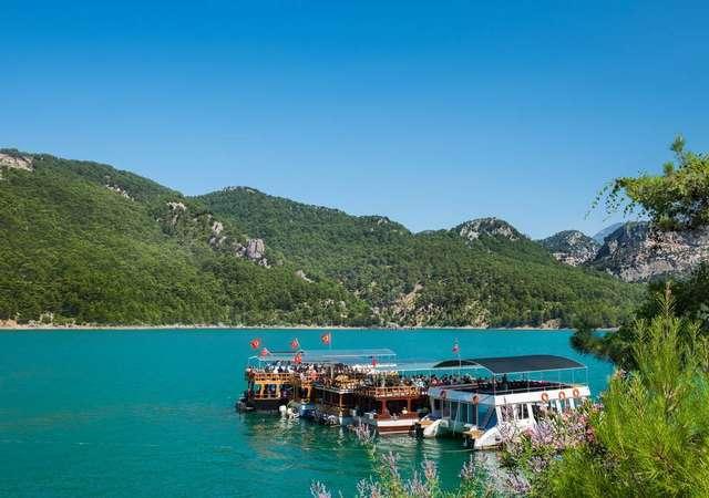 Antalya'nın cennet köşesi Manavgat'ta tatil için çok geçerli 7 neden