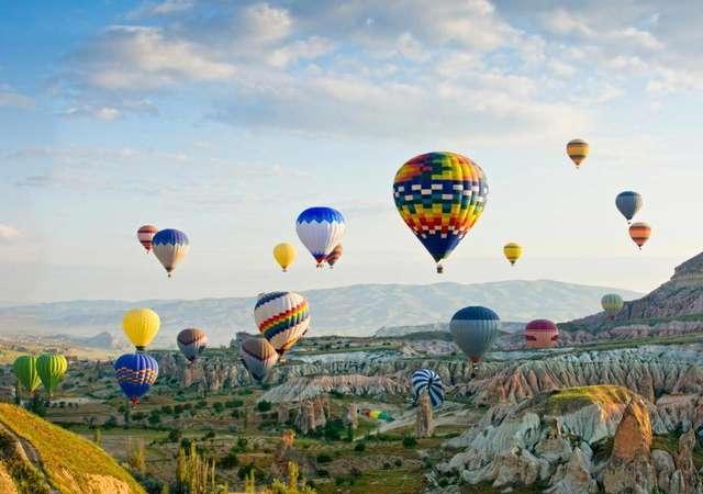Baharda Kapadokya'yı görmek için 7 bahane