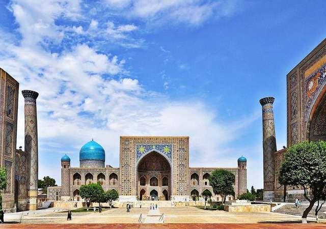 Türk vatandaşları Özbekistan'ı vizesiz ziyaret edebilecek