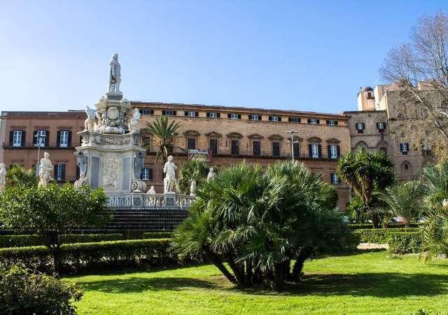 THY, Palermo'ya direkt uçuşlara başlıyor
