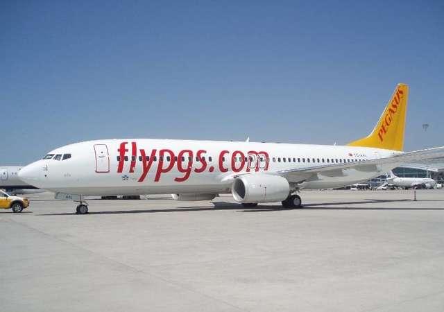 Pegasus'tan Tel Aviv, Damman ve Amman'a 3 yeni hat