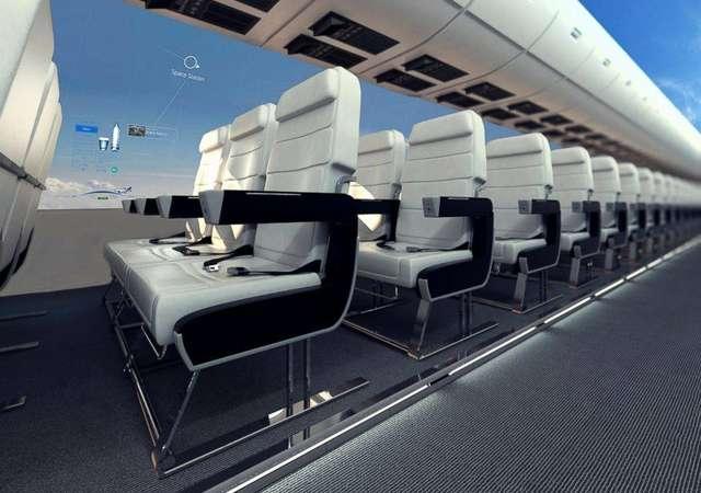 Penceresiz uçaklara hazır mısınız?