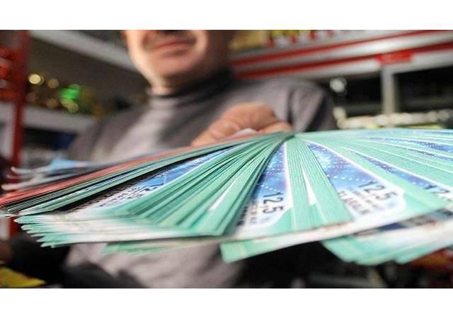Yılbaşı ikramiyesinin aylık kazancı 500.000 TL'yi bulacak