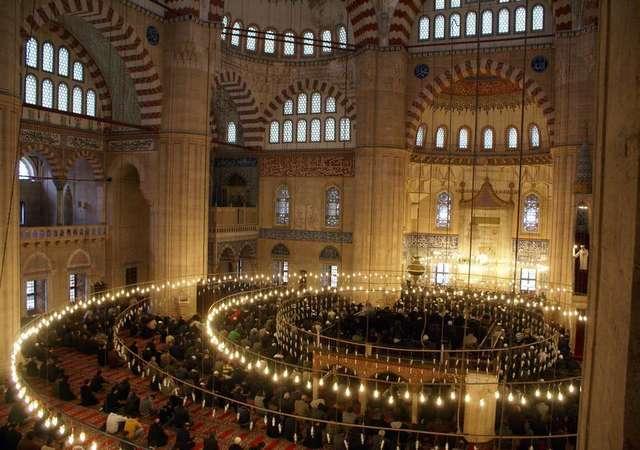 Türkiye'nin en güzel kutsal mekanları