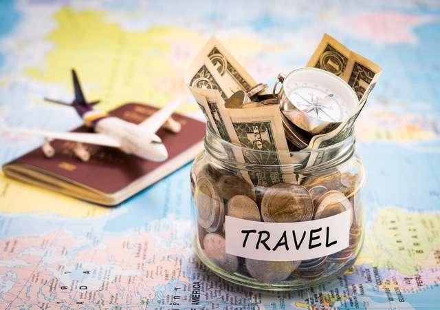 Seyahat kumbarasıyla dünyayı keşfet!