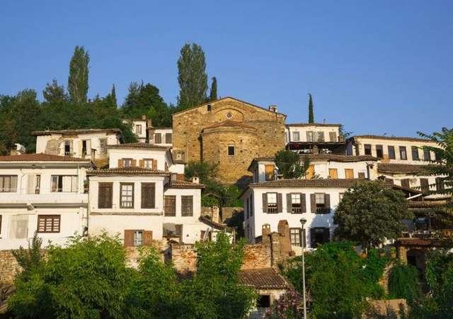 Ege'nin en güzel köyleri