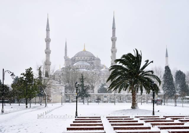 İstanbul'da kar manzarasını en iyi seyredebileceğiniz 5 yer