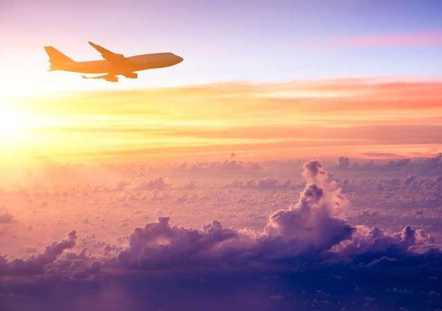 Jet rüzgarlarını arkasına alan uçuşlar