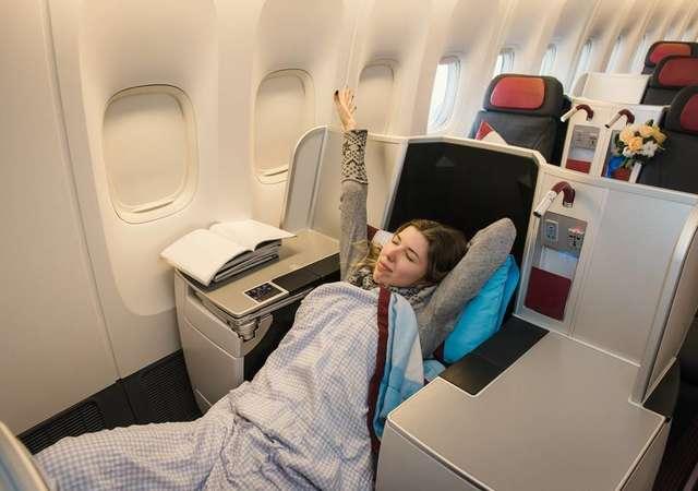 Uçaktan dinlenerek inmek için 8 süper taktik