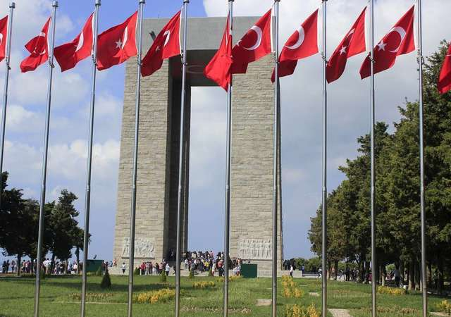 18 Mart'ta şehitlerimizi anmaya Çanakkale'ye