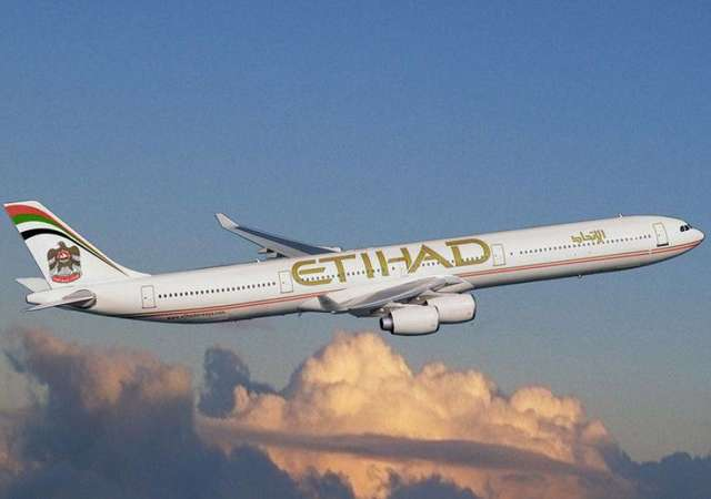Etihad Airways'ten %40'a varan indirim