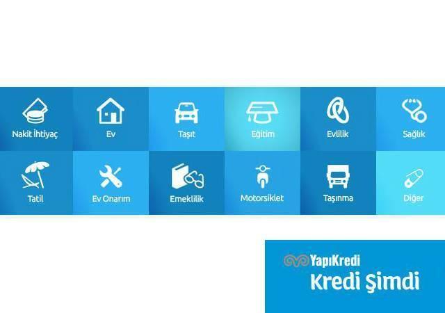 Yapı Kredi'den günde 6 TL'ye 5.000 TL