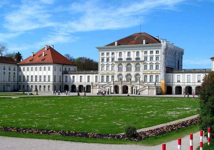 Nymphenburg Sarayı