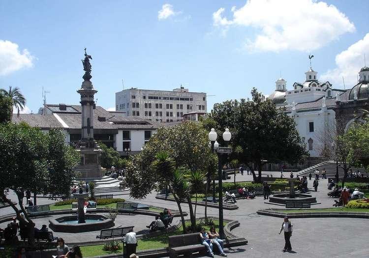 Plaza de Independencia (Bağımsızlık Meydanı)