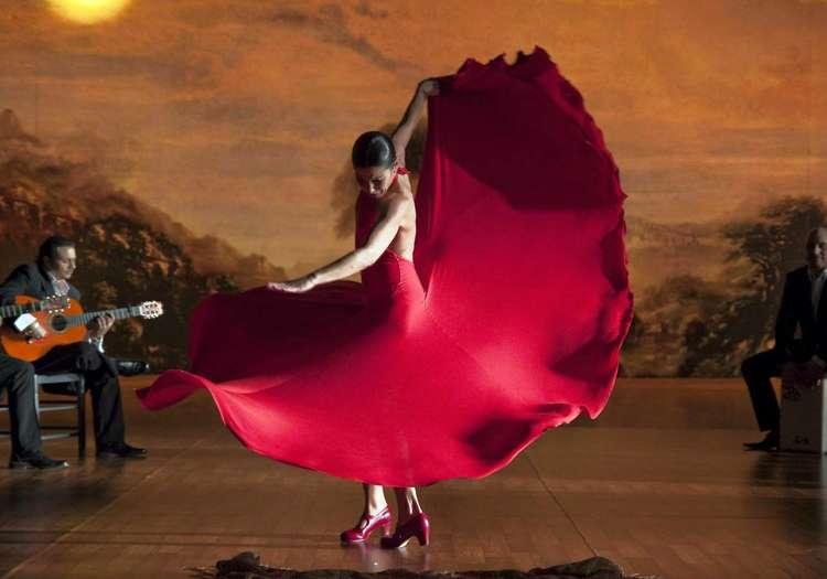 Ciutat Flamenco (Flamenko Festivali)