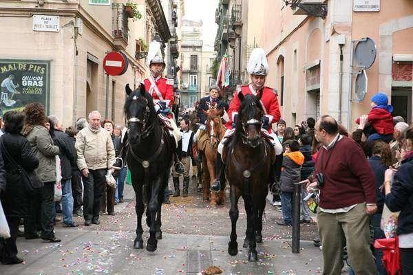Festa de Sant Medir (Şeker Festivali)