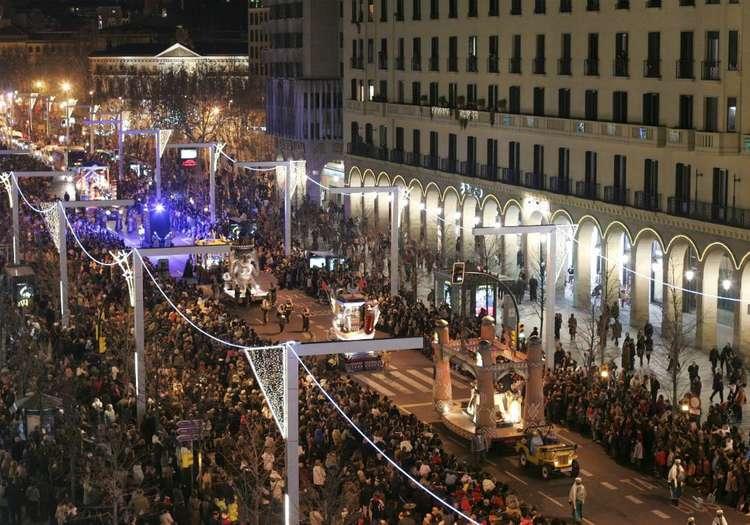 Día de los Reyes Magos (Kral'ın günü)