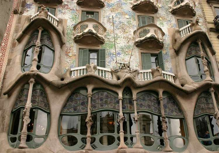 Gaudi'yi keşfetmek
