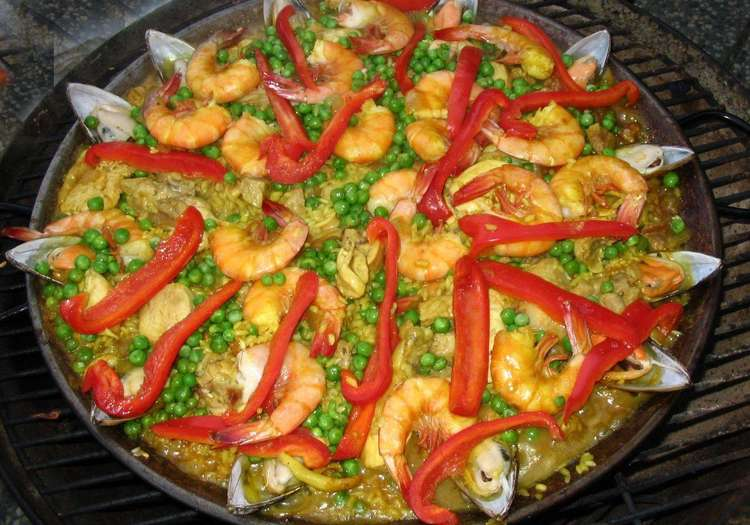 Katalan mutfağından seçmeler tatmak