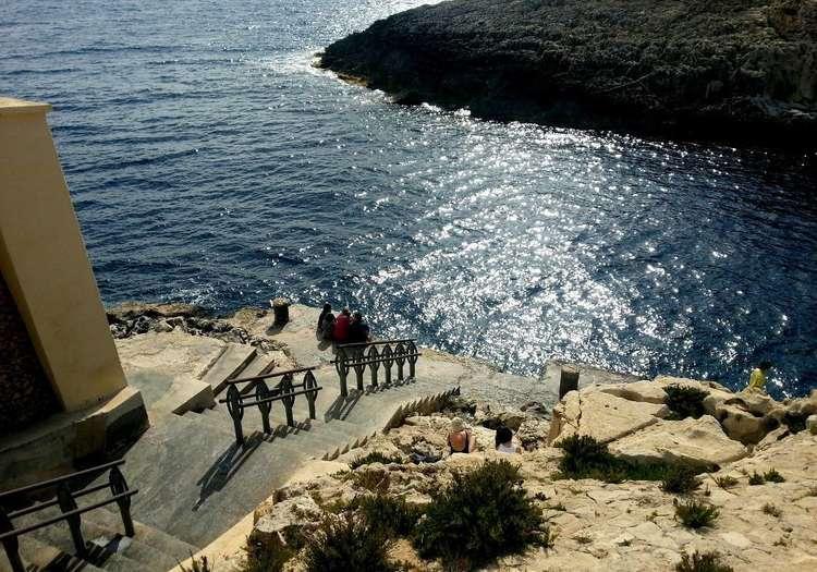 Akdeniz'de bir dalış