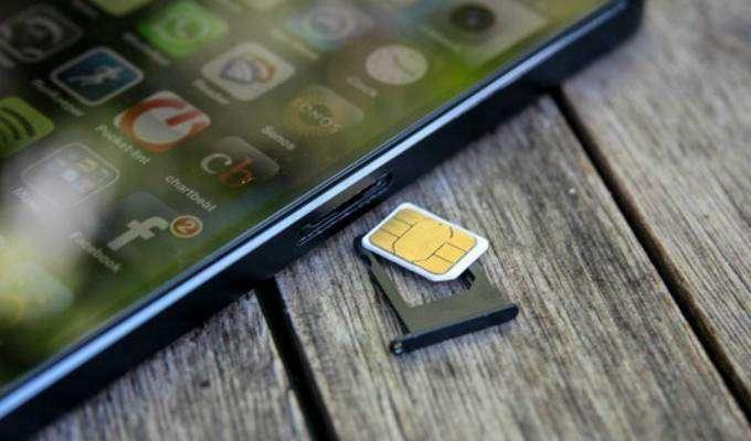 Nano sim kart desteği