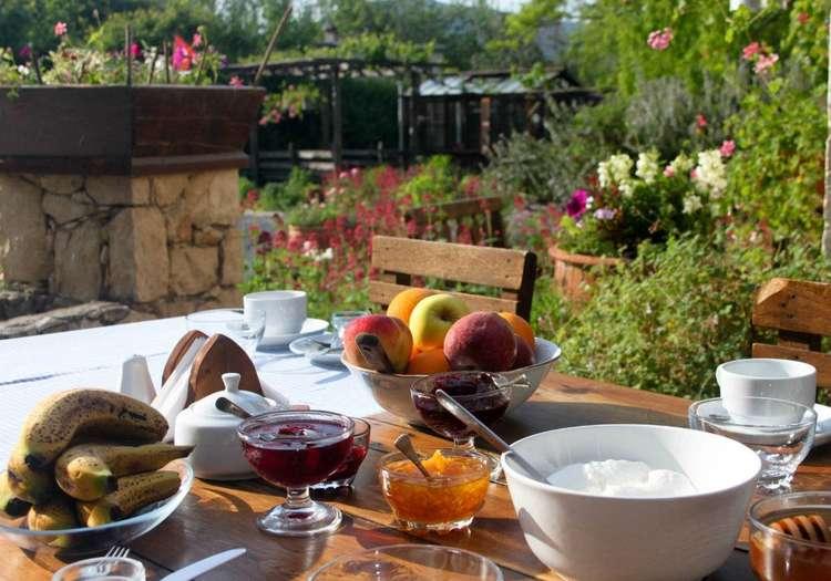 Polonezköy'de kahvaltı yapmak
