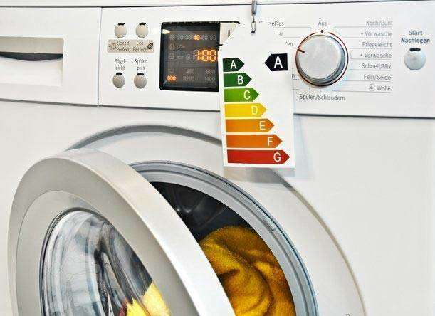 Beyaz eşya satın alırken su ve elektrik tüketimine dikkat edin!