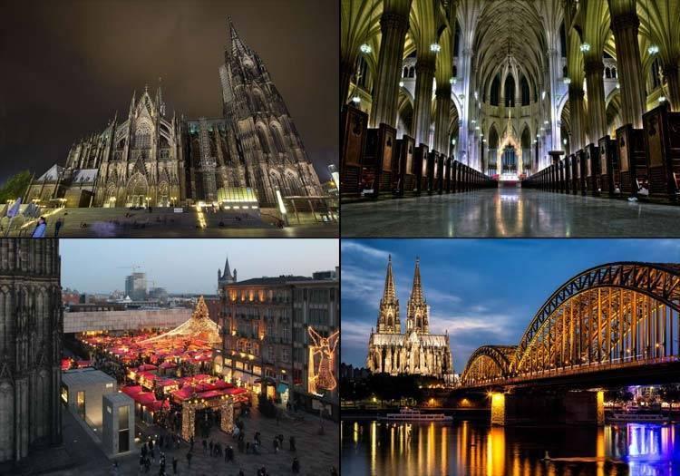 Köln'de nerelere gidilir