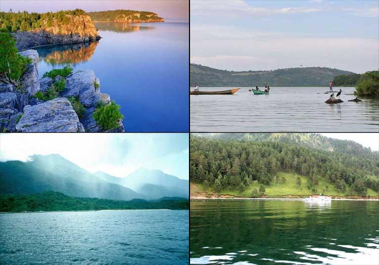 Dünyanın en büyük gölleri