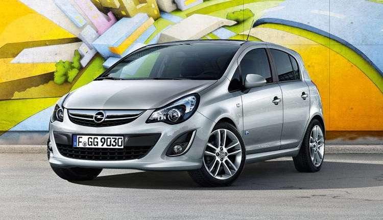Opel Corsa 35.700 TL