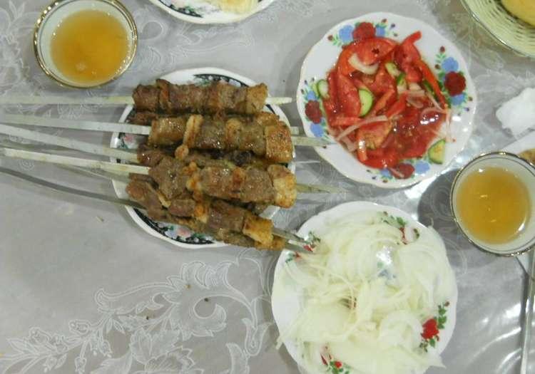 Özbek mutfağı