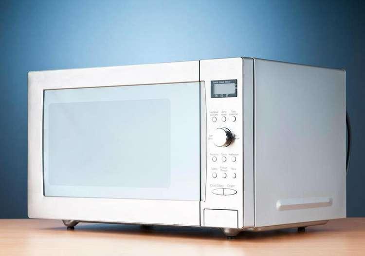 Elektrikli fırın yerine mikrodalga tercih edin!