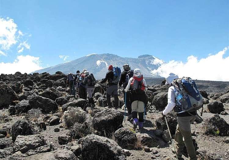 Kilimanjaro Dağı – Tanzanya