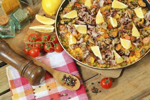 İspanyolların harika bir mutfağı var