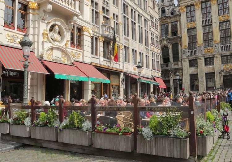 Kafe ve restoranlar