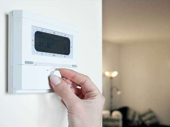 Termometreyi ortalama 20 dereceye ayarlayın!