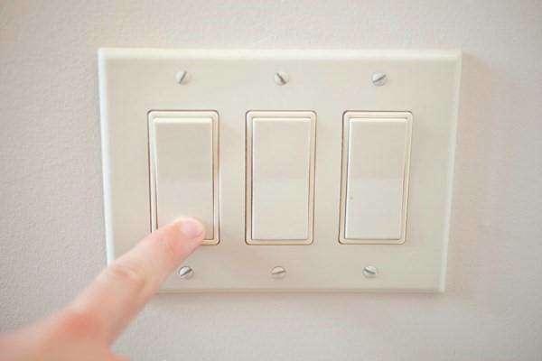 Gereksiz yanan lambaları kapatın!