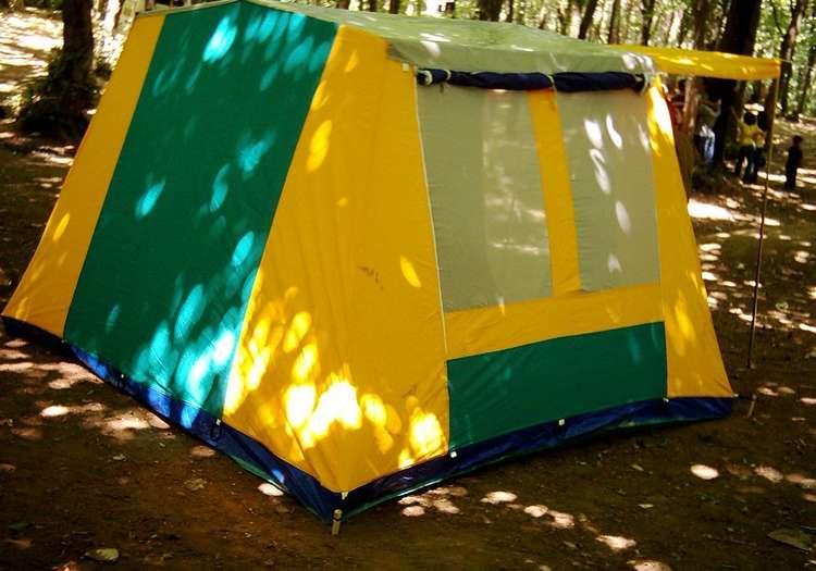 Çadır ya da karavan