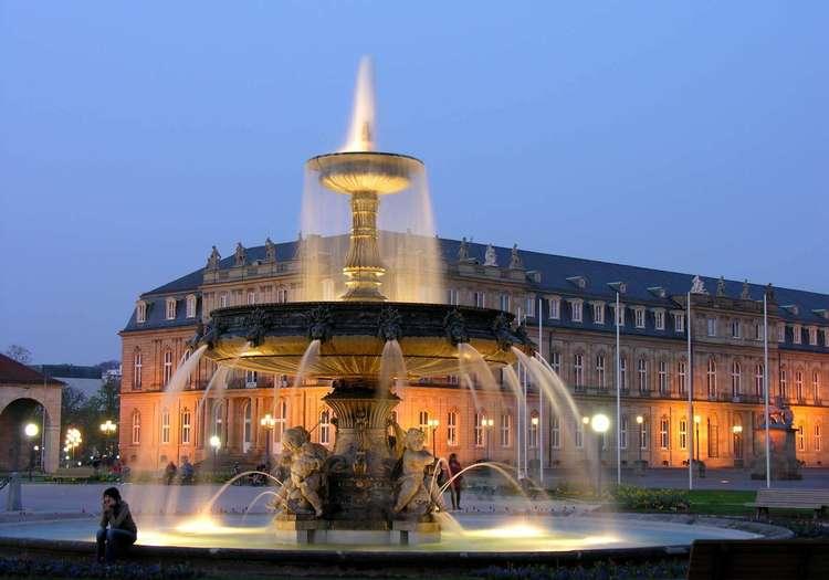 Stuttgart'ta gezilecek yerler