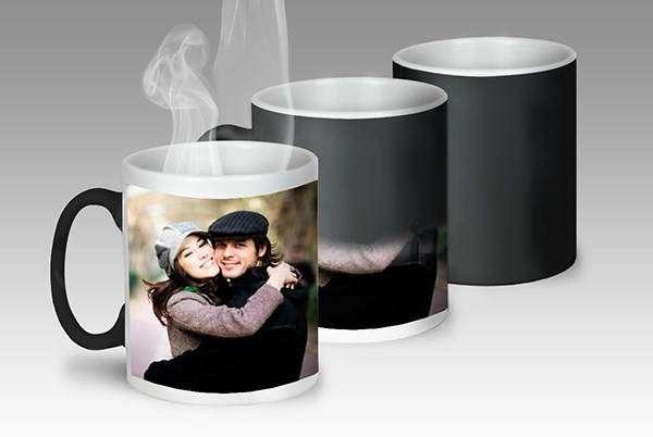 Fotoğraflı sihirli kupa
