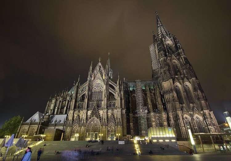 Köln Dom Katedrali
