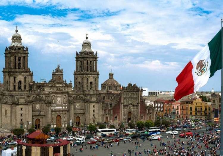 Mexico City, Meksika