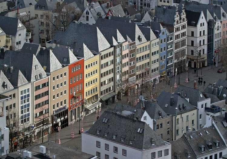 Alter Markt (Eski Meydan)