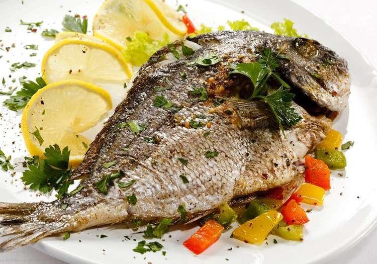 Ankara'da balık keyfi