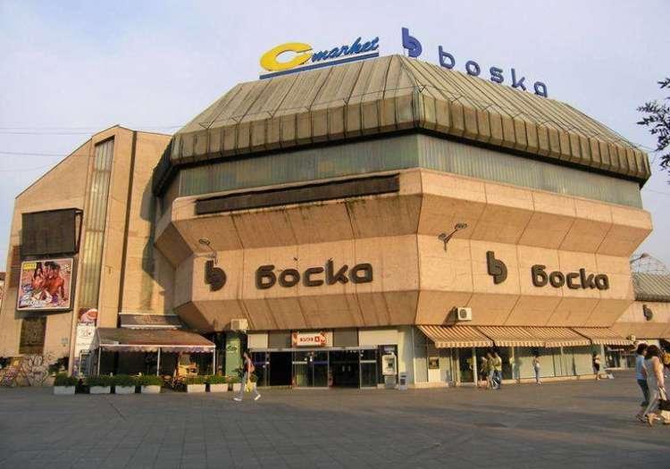Boska Alışveriş Merkezi