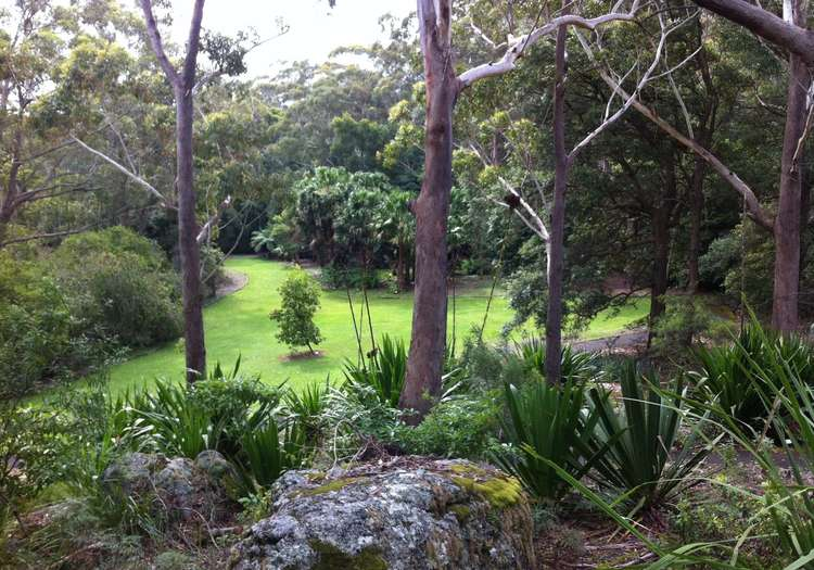 Montevideo Botanik Bahçesi