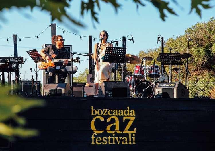 Bozcaada Caz Festivali - Bozcaada