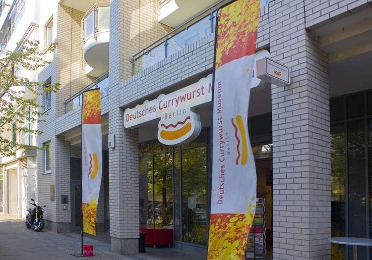 Currywurst Müzesi – Almanya